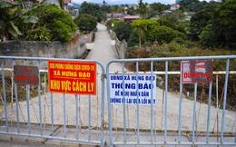 Hải Dương: Cách ly 21 ngày với thôn 1.000 dân ở Nam Sách liên quan ca dương tính Covid-19