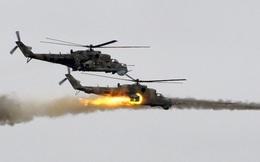 Clip: Rượt đuổi thần tốc, Nga khiến IS trả giá vì tấn công Syria