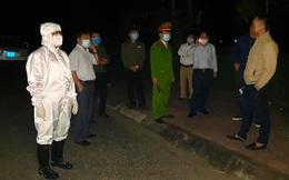 Nghệ An chặn bắt, áp tải xe khách chạy vượt tuyến từ Hà Nội qua Hải Dương đón 14 người từ vùng dịch về