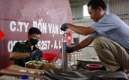 Khởi tố các đối tượng sản xuất xăng giả tại Vũng Tàu