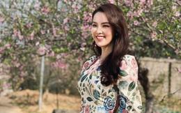 """Á hậu Thụy Vân diện áo dài, quay """"Việc tử tế"""" ở Lạng Sơn"""