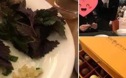 Khách sạn 5 sao Hà Nội bị tố bày cơm rang thiu lên buffet, xin lỗi khách hàng nhưng tặng hộp sô-cô-la thiếu mất... 1 viên