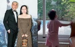 Phượng Chanel lần đầu khoe con chung với chồng kém tuổi Quách Ngọc Ngoan