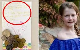 Giữa lúc kinh tế lao đao, bé gái 10 tuổi giúp bố mẹ mua nhà bằng lá thư vài chữ viết tay, nội dung bên trong khiến người bán gật đầu chuyển nhượng ngay