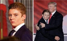 """Những món quà siêu độc mà """"Quý tử nước Mỹ"""" Barron Trump nhận được từ người nổi tiếng, """"đỉnh"""" nhất là món quà từ Tổng thống Mông Cổ"""