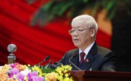 Tổng Bí thư Nguyễn Phú Trọng tái đắc cử Tổng Bí thư khóa XIII