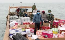 Quảng Ninh: Cách ly 2 người buôn hàng lậu từ Trung Quốc về Móng Cái giữa tâm dịch Covid-19
