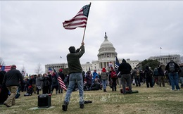 Truyền thông Mỹ tiết lộ người tài trợ cuộc biểu tình tại trụ sở Quốc hội