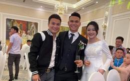 Xuân Mạnh tổ chức tiệc cưới tại Vinh