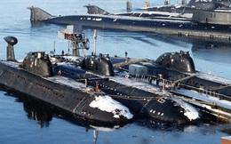 Hạm đội phương Bắc chính thức trở thành 'cú đấm thép' của Nga