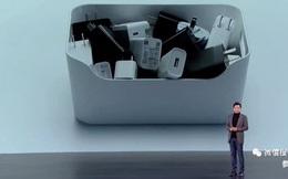 Cùng bỏ củ sạc bảo vệ môi trường giống Apple, nhưng Xiaomi mới là người làm đúng