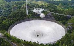 Puerto Rico chi 8 triệu USD để dựng lại đài thiên văn khổng lồ Arecibo