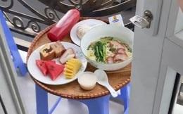 Cận cảnh bữa ăn sáng cách ly trong khách sạn ở Việt Nam khiến ai cũng trầm trồ vì quá thịnh soạn