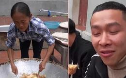 Bà Tân làm bánh mì ngào đường nhưng ra lò y hệt mẹt bún đậu thiếu mỗi chén mắm tôm, các cháu ăn ngon đến nỗi rụng cả tóc!