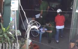 Tá hỏa phát hiện người đàn ông tử vong trong xưởng sửa chữa ở Sài Gòn