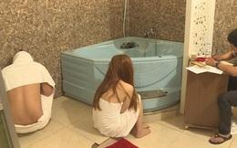 Cho nhân viên nữ bán dâm tại cơ sở massage để… tăng thu nhập