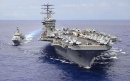 Iran dọa biến tàu sân bay Mỹ thành tàu ngầm trong vài giờ