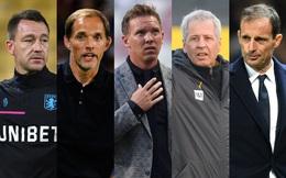 5 HLV lọt top ứng cử viên thay thế HLV Lampard ở Chelsea