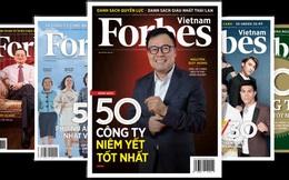 Forbes Việt Nam ngừng hoạt động, website không còn truy cập được