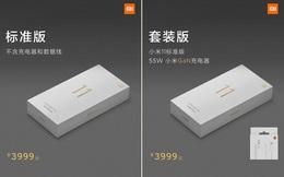 """Lợi dụng việc Xiaomi bán Mi 11 với lựa chọn """"không bảo vệ môi trường"""", nhiều người dùng lừa để lấy củ sạc 55W mà không cần mua smartphone"""