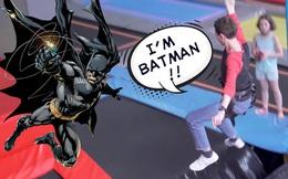 YouTuber tự chế khẩu súng bắn dây cực chất để 'đu đưa' dễ dàng như Batman