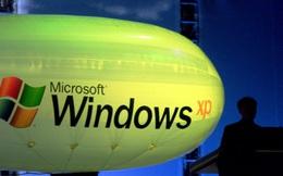 Windows XP cuối cùng đã trở thành dĩ vãng!