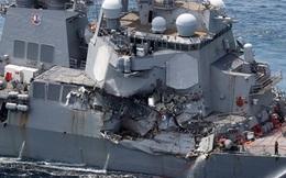 Vụ bê bối khủng hoảng Hải quân Mỹ