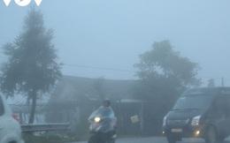Không khí lạnh tiếp tục tăng cường, vùng núi rét đậm, rét hại