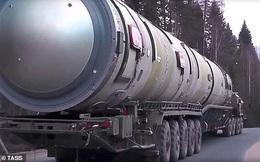 Nga sắp thử tên lửa có thể san phẳng một khu vực rộng bằng nước Pháp