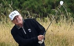 Scotland không cho phép Tổng thống Trump đến chơi golf