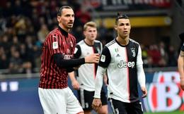 Ibrahimovic lỡ trận AC Milan - Juventus