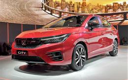 Honda City 2021 bản rẻ nhất bất ngờ lộ diện, Toyota Vios nên lo dần là vừa?