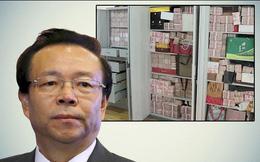 Cận cảnh nơi quan tham Trung Quốc giấu 2 tấn tiền nhận hối lộ