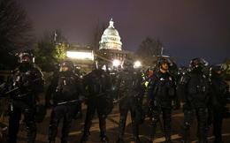 Phát hiện bom được cài tại tòa nhà Quốc hội Mỹ: Tình hình rất phức tạp