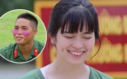 Được hỏi về chú Ngạn 'pha ke' trong Sao Nhập Ngũ, Khánh Vân tung luôn đoạn chat tiết lộ mối quan hệ hiện tại