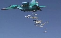 """Liều lĩnh """"chọc giận"""", IS khốn đốn trước mưa bom của Nga và Syria"""