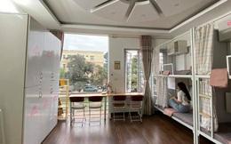 """Sinh viên """"ở như sao"""" trong homestay giá siêu rẻ 1.500.000 đồng/tháng"""