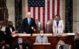 CHÍNH THỨC: Quốc hội Mỹ xác nhận chiến thắng của ông Biden, Washington áp tình trạng khẩn cấp đến sau lễ nhậm chức