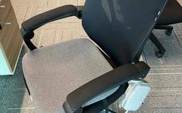 Công ty Trung Quốc theo dõi nhân viên làm việc bằng ghế thông minh