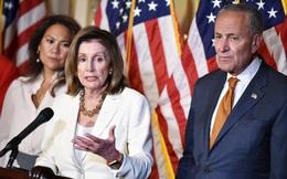 Lãnh đạo đảng Dân chủ tại lưỡng viện Mỹ cùng yêu cầu kích hoạt Tu chính án phế truất ông Trump lập tức