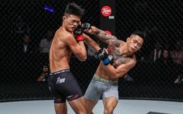 Cao thủ MMA người Mỹ gốc Trung Quốc đã thua cay đắng trước võ sĩ gốc Việt như thế nào?