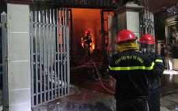 Hỏa hoạn trong đêm ở Điện Biên thiêu rụi nhiều tài sản