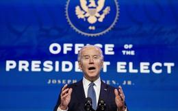 Tổng thống đắc cử Mỹ Joe Biden hoàn tất chọn thành viên nội các mới