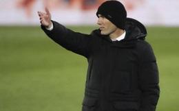 HLV Zidane phải cách ly vì Covid-19, Real Madrid gặp khó trước vòng 18 La Liga