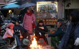 Cuộc sống đảo lộn của người lao động Thủ đô trong ngày lạnh nhất từ đầu mùa