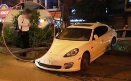 Tình tiết bất ngờ vụ xe sang Porsche mất lái gần hầm Kim Liên: BV không cấp cứu tài xế đột quỵ nào?