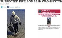 FBI treo thưởng 50.000 USD cho thông tin nghi phạm để lại bom ở Washington