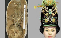 """Giới khảo cổ """"ngã ngửa"""" vì lối sống xa hoa của mỹ nữ nhà Đường"""