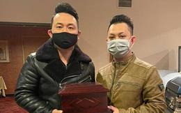 Hàn Thái Tú công khai số tiền viếng trong tang lễ của Vân Quang Long ở Mỹ