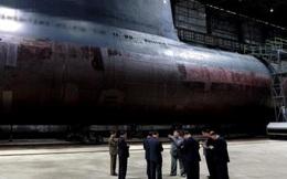 Triều Tiên công bố hoàn thành phát triển tàu ngầm hạt nhân